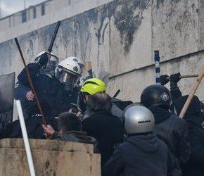 W Grecji oburzenie po niedzielnych protestach