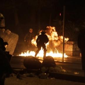 Grecja: Protest przeciwko porozumieniu rządu z Trojką