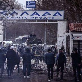 Grecja powstrzymuje napór imigrantów (+WIDEO)