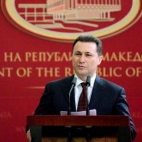Były premier Macedonii z azylem na Węgrzech