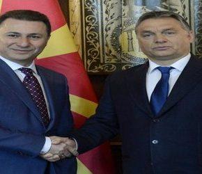 Były premier Macedonii uchodźcą na Węgrzech?