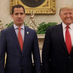 Amerykanie odkurzają opozycję w Wenezueli