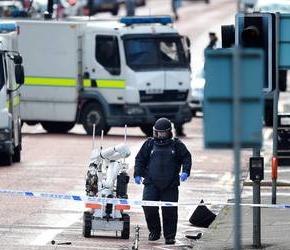 Płn. Irlandia: Zwiększone zagrożenie zamachami?