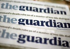 Brytyjskie służby straszą zamknięciem Guardiana