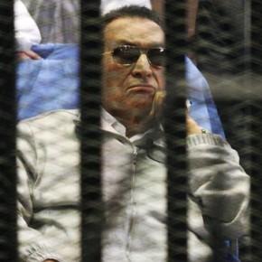 Egipski sąd skazał Hosniego Mubaraka