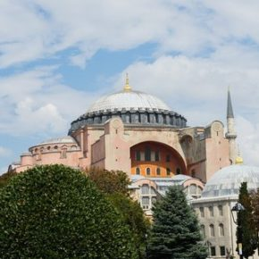 Hagia Sophia ponownie meczetem