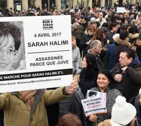 Sąd nie skazał za zabicie Żydówki. Macron chce zmienić prawo