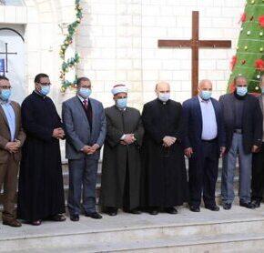 Delegacja Hamasu odwiedziła katolików