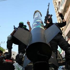 Palestyński Hamas odbudowuje arsenał rakietowy