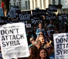 Na marginesie sierpniowego ataku chemicznego w Syrii
