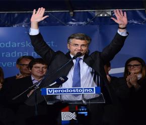 Chorwacja: Prawica ponownie wygrała wybory parlamentarne