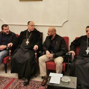 Hezbollah odwiedził chrześcijańskich duchownych i polityków
