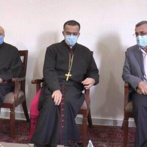 Politycy Hezbollahu u libańskich chrześcijan