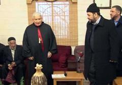 Hezbollah odwiedził świątynie chrześcijańskie w Libanie