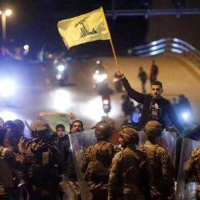 Kolejny atak na protestujących w Libanie (+WIDEO)