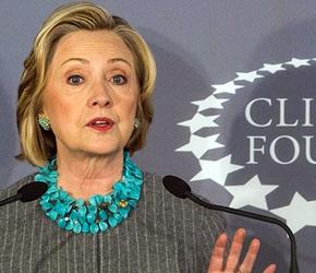 Ukraiński oligarcha jednym z głównych sponsorów Fundacji Clintona