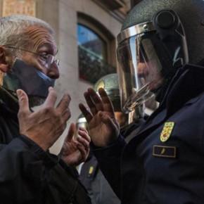 Hiszpania: protesty przeciwko ustawie ograniczającej wolność zgromadzeń