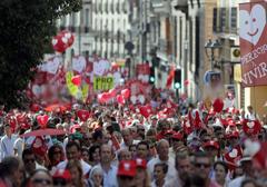 Hiszpania: kilkadziesiąt tysięcy osób protestowało przeciw aborcji