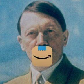Amazon zmienia logo, bo kojarzy się z Hitlerem