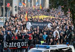 Niemcy: kibice zapowiadają kolejne demonstracje przeciwko radykalnym muzułmanom