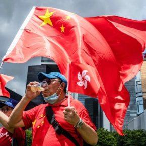 W Hongkongu obowiązuje chińskie prawo o bezpieczeństwie