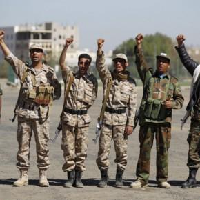 Szyici przejęli władzę w Jemenie