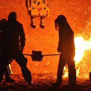 Pracownicy Huty Częstochowa bronili swoich miejsc pracy