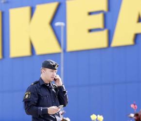 Szwecja: Morderca z IKEI skazany na dożywocie