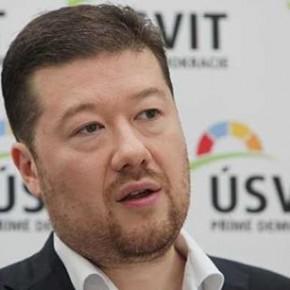 Czeski polityk o zarabiających na imigrantach