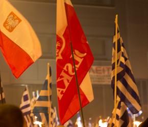 Grecja: Imia 2016 - największa manifestacja greckich nacjonalistów. Relacja Autonom.pl