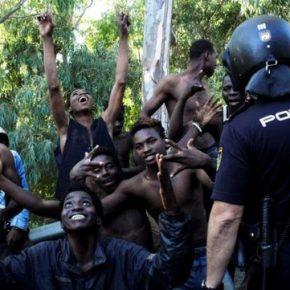 Obcokrajowcy odpowiadają za przestępstwa w Barcelonie