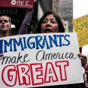 Imigracja za fasadą Boga i patriotyzmu