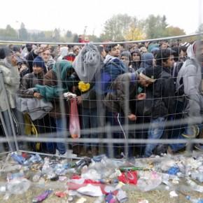 Ludzie Sorosa molestowali imigrantów?