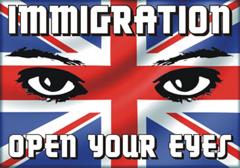 Brytyjski polityk: imigracja prowadzi do stagnacji płac