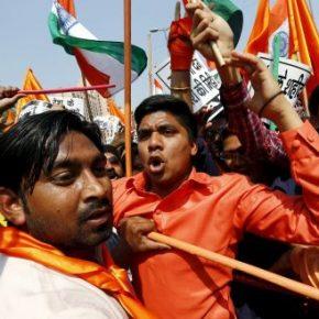 """Hinduscy nacjonaliści chcą Indii """"wolnych od chrześcijan"""""""