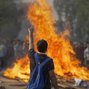 Krwawe protesty muzułmanów w Indiach (+WIDEO)