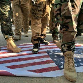 Amerykanie nie zamierzają opuścić Iraku