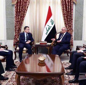 Chiny oferują pomoc wojskową Irakowi