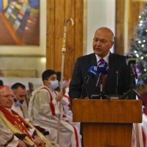 Irak musi chronić wyznawców Chrystusa