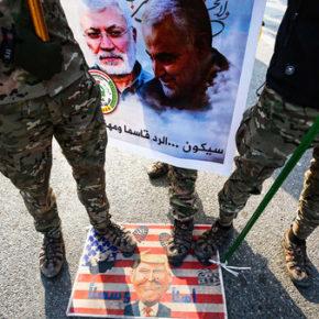 Polityka Trumpa wobec Iranu to chaos