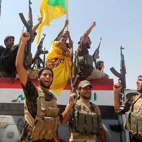 Amerykanie zaatakowali irackie milicje
