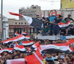 Irakijczycy przeciwko imigrantom zarobkowym