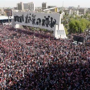 Irak: Masowe protesty przeciwko korupcji