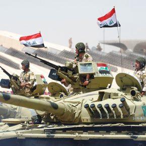 Irackie siły zakończyły operację przeciwko Kurdom