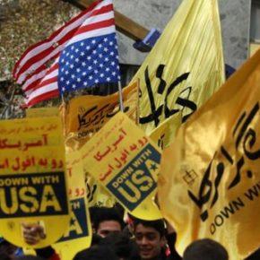 Iran świętuje zajęcie ambasady USA