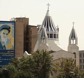 Irańskie władze składają życzenia chrześcijanom