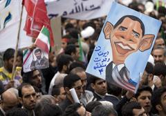 Iran upamiętnił rocznicę zajęcia amerykańskiej ambasady