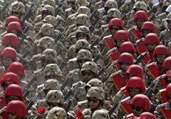 Iran wyśle do Syrii cztery tysiące żołnierzy