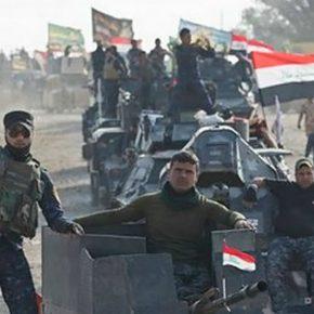Szyicka milicja odcięła Mosul od reszty Państwa Islamskiego