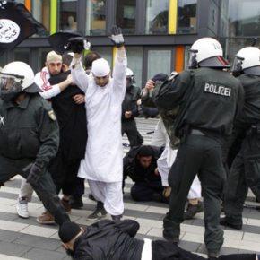 """""""Antysemityzm"""" w Niemczech stale się rozwija"""